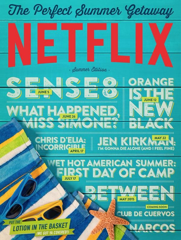 Netflix plots summer release dates for 'Sense8', OITNB and