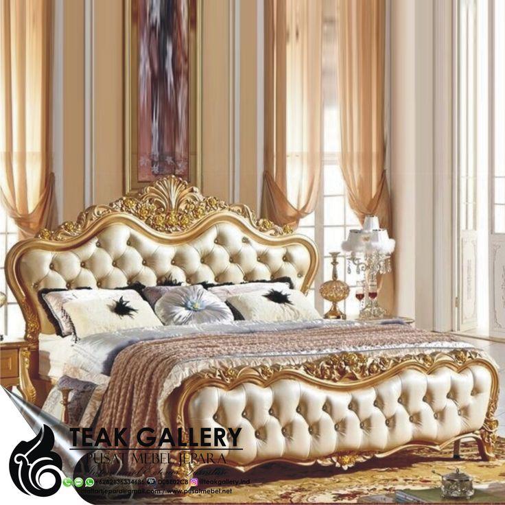 tempat tidur mewah french style terbaru, desain kamar terbaru, desain tempat tidur ukiran, furniture jepara, harga set kamar tidur, harga set tempat tidur ukir mewah jepara eropan, tempat tidur jepara eropan klasik mewah, tempat tidur mewah terbaru