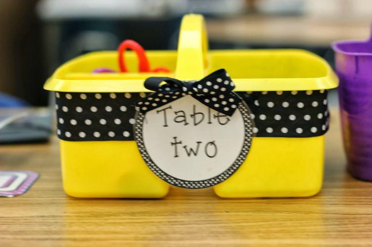 Class Supplies: Bright Ideas Blog Hop - Kindergarten Smiles