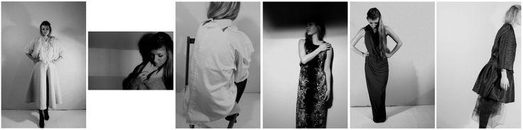 fashion photography black white Styling & Photography Annette Königsberg