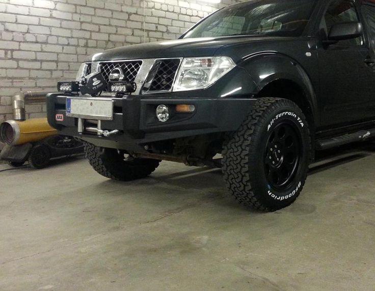 Galerija: Nissan Navara Project (ARB front bar, OME lift kit, Delta wheels, Lazers)   4x4 TUNING