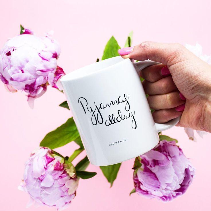 Pyjamas All Day Coffee Mug!