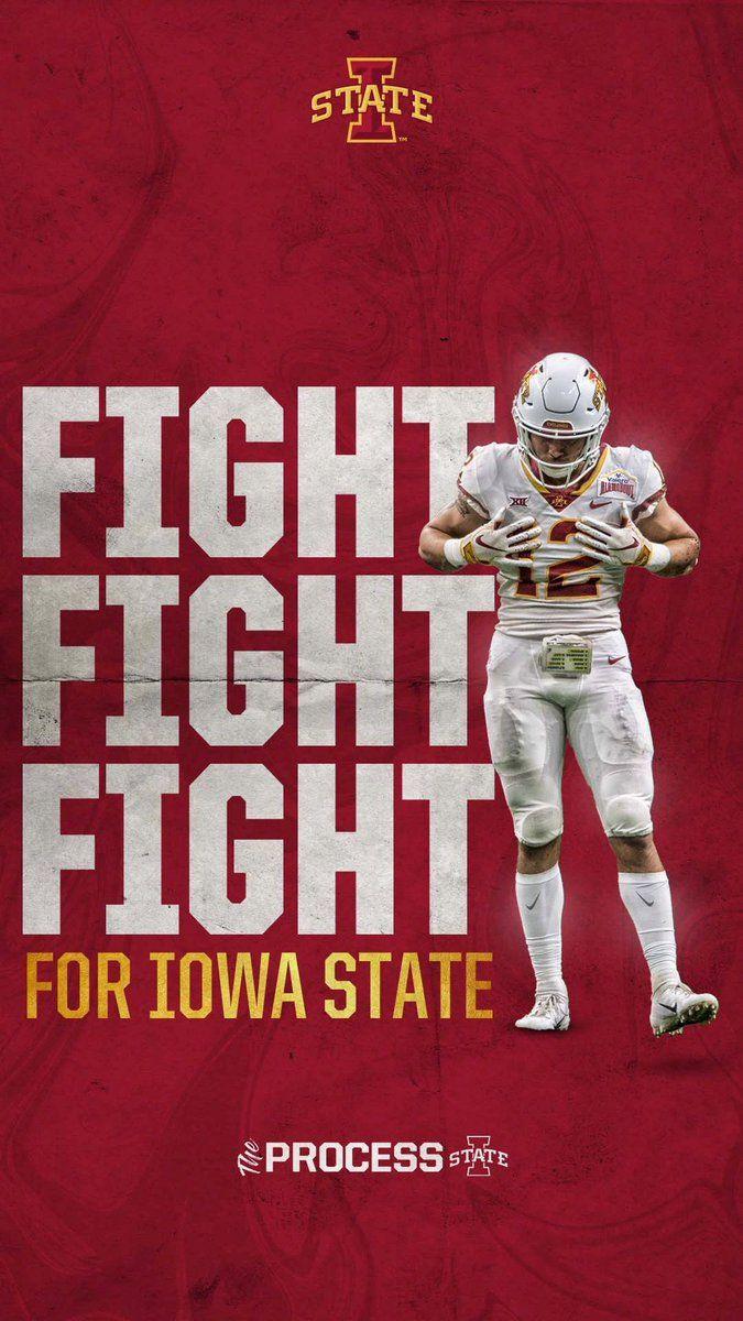 Iowa State Sports Graphic Design Sports Design Sports Graphics