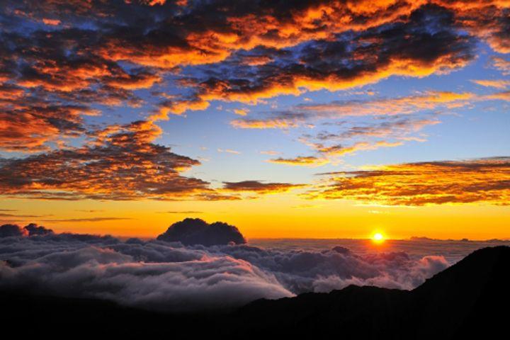ハワイ語で太陽の家を意味するハワイ屈指のパワースポット『ハレアカラ』