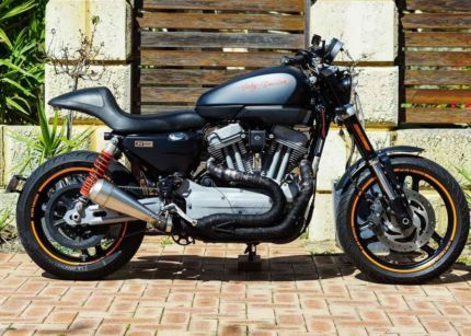 Harley Davidson XR1200 Custom | Motorcycles | Gumtree Australia Wanneroo Area…