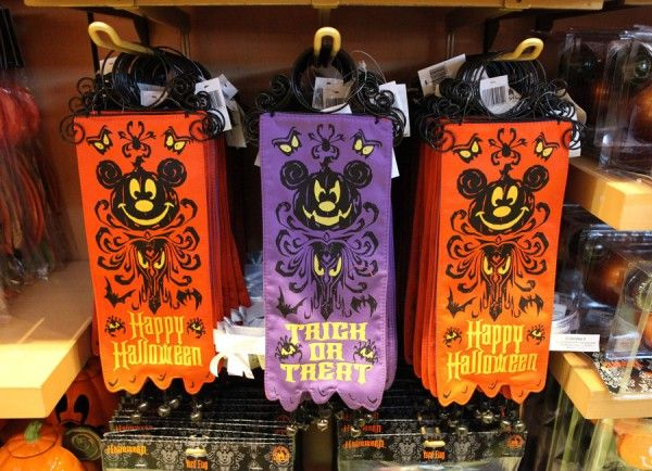 popular halloween merchandise returns to locations at disney parks - Disney Halloween Orlando