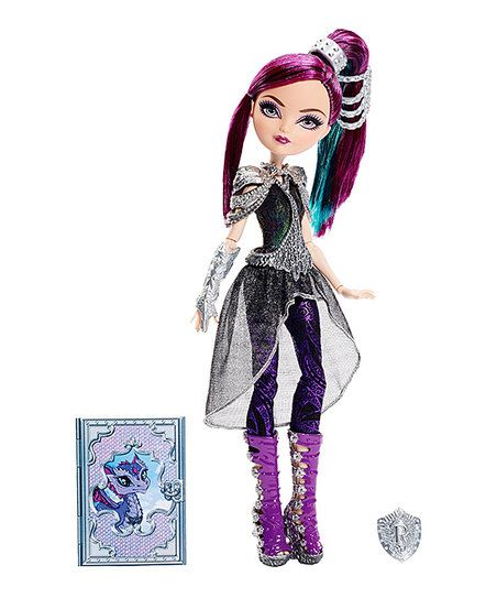 Ever After High Dragon Games Raven Queen Doll | zulily