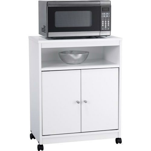 microwave kitchen cart with storage white utility cart kitchen microwave cart with casters 9161