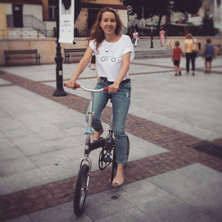 #skladak #rower #bike #kumakumie #lublin #cycling  #bikelife