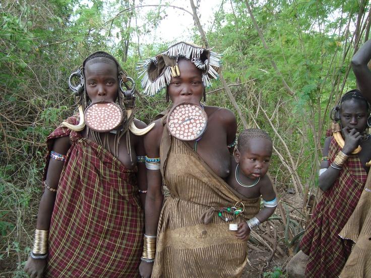 Merci Tribe Married Ladies Ethipoia