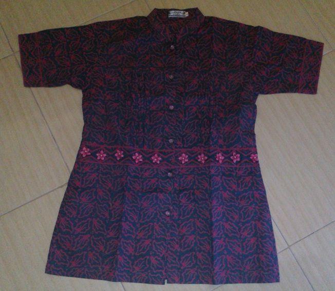 Chic Blouse Batik