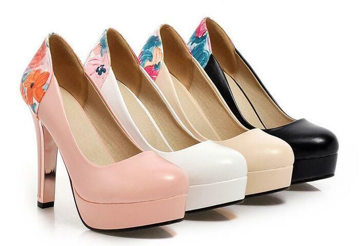 Decoltè Donna Decollete Nero camoscio punta scarpe donna tacco spillo 12 cm moda