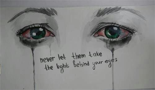 My Chemical Romance. The Light Behind Your Eyes. This is quite possibly the best fan art I've seen for My Chem.