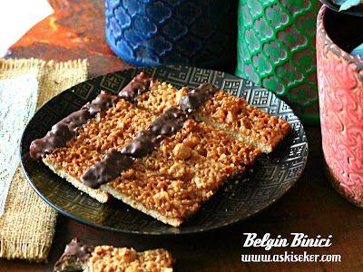 Fındıklı Tart Kurabiye Tarifi NUT COOKIES nasıl yapılır kolay nefis videolu tatlı yemek kurabiye tarifleri