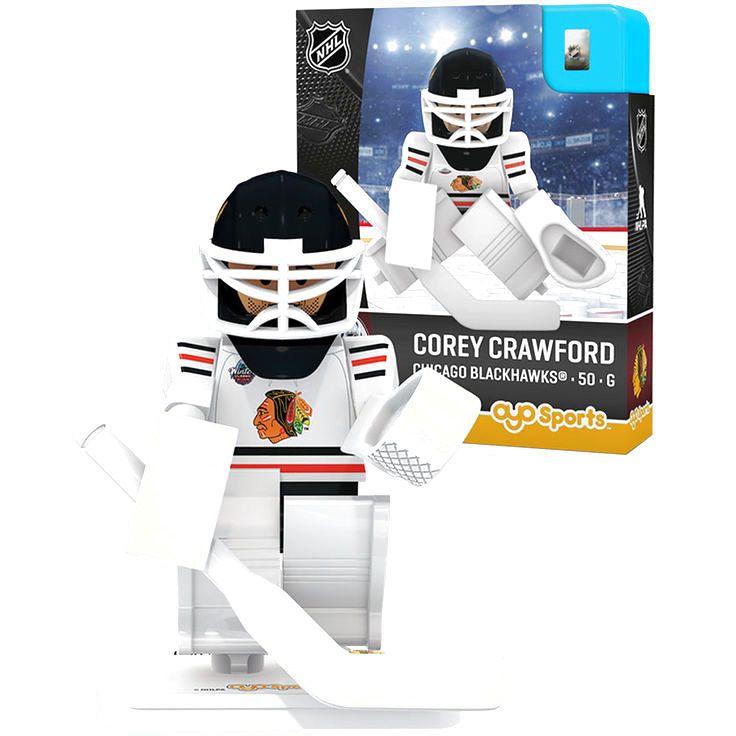 Corey Crawford Chicago Blackhawks OYO Sports 2017 Winter Classic Player Figurine - $11.99