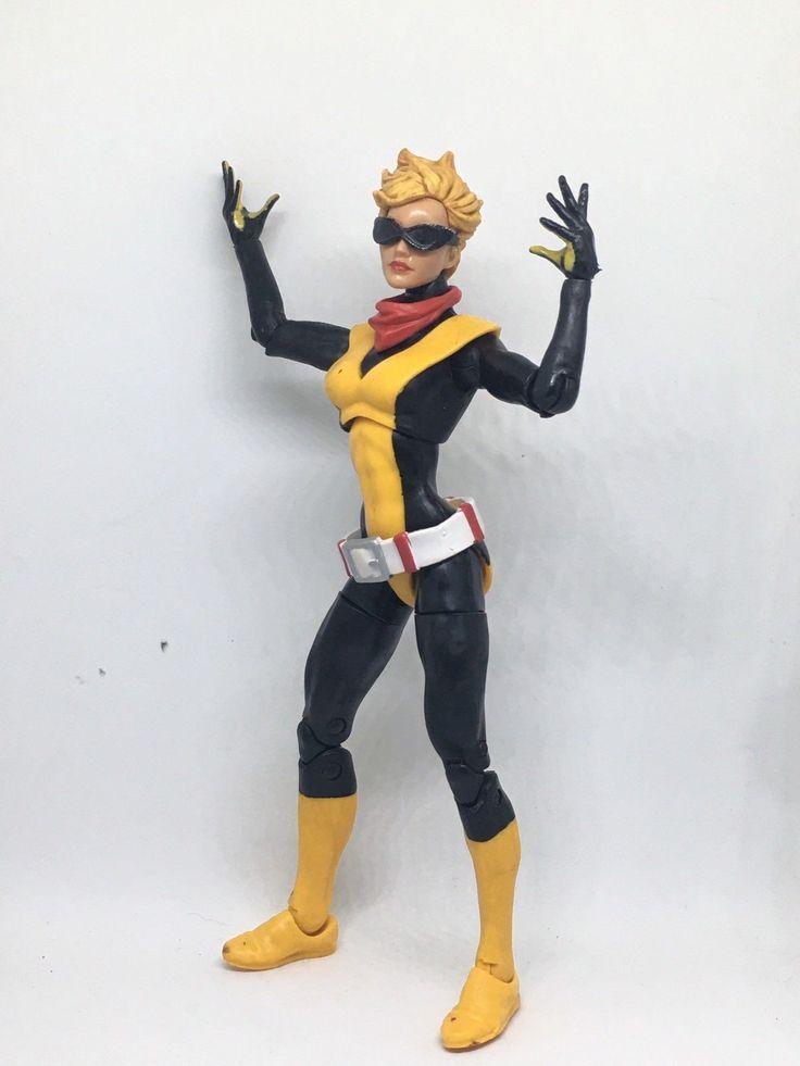 Marvel Legends Custom New Mutant Boom Boom Xmen X-men Magik Deadpool Cable Logan