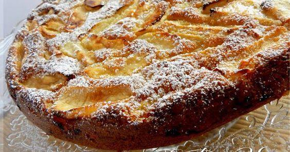Fantastiko.gr: Συνταγή για μια τάρτα μήλου με κανέλα χωρίς ζύμη!