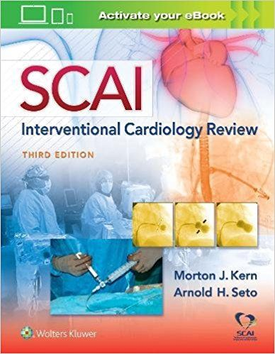 Scai Interventional Cardiology Review Medical Books Free