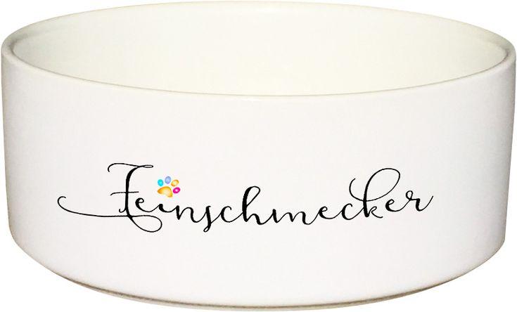 Keramik Futternapf FEINSCHMECKER - 650 ml