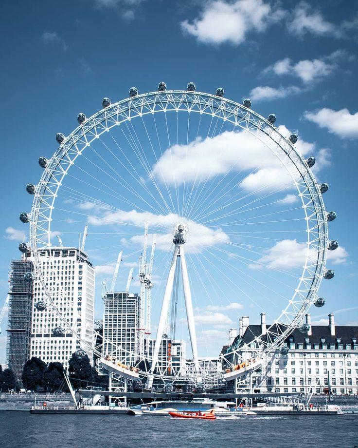 London Eye Lambeth 3578 best London images