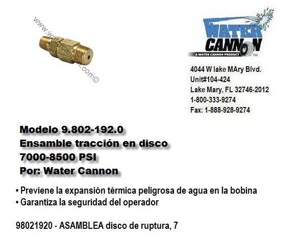 Modelo 9.802-192.0
