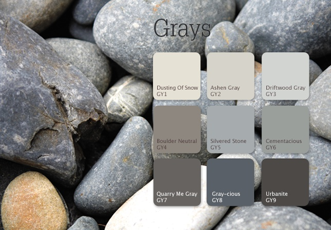 Neutrals bring harmony to the world around them. These versatile hues are familiar and comforting. They're colors that we encounter every day. They'll easily take on the brighter, bolder colors around them or work in unity to create a soothing oasis for your eyes. #Inspiration #Color