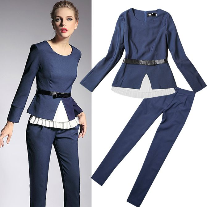 1000  images about pant suits on Pinterest | Woman clothing, Suits