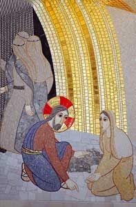 Le pardon à la femme adultère - Père Marko Ivan Rupnik