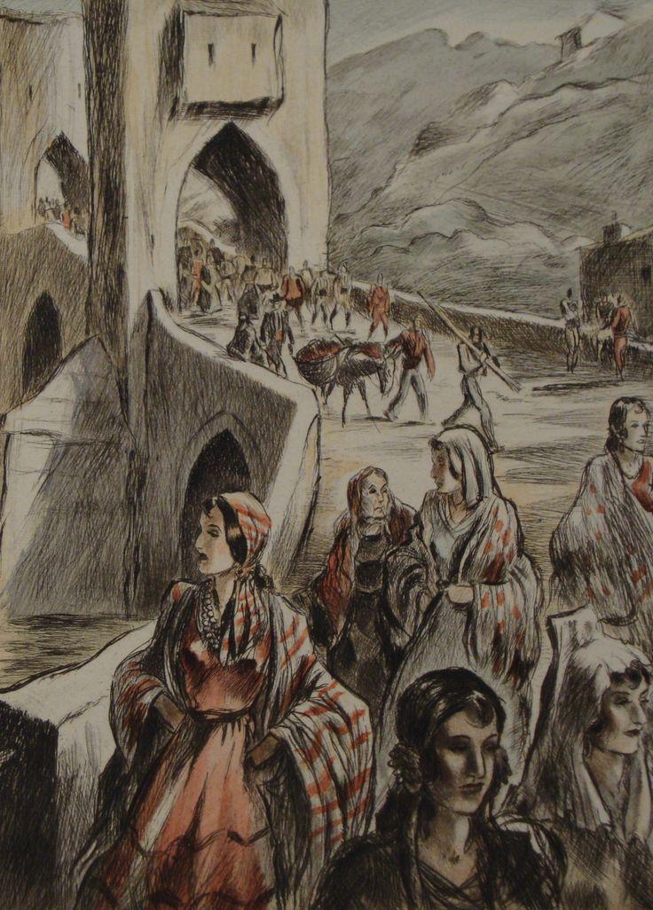 Merimee Prosper, Carmen, 1943. Impreso. Edición de bibliofilia.