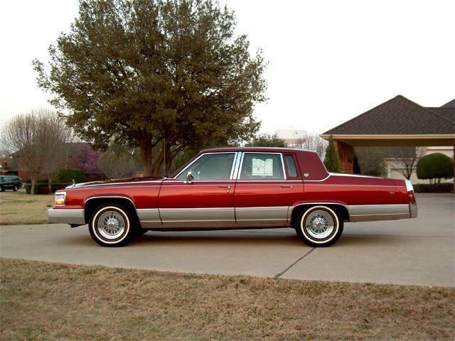 115 best Cadillac Fleetwood & Brougham images on Pinterest ...