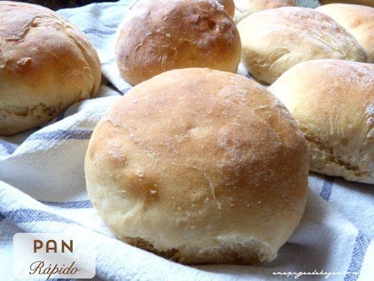 Una Pizca de Hogar: Pan rápido