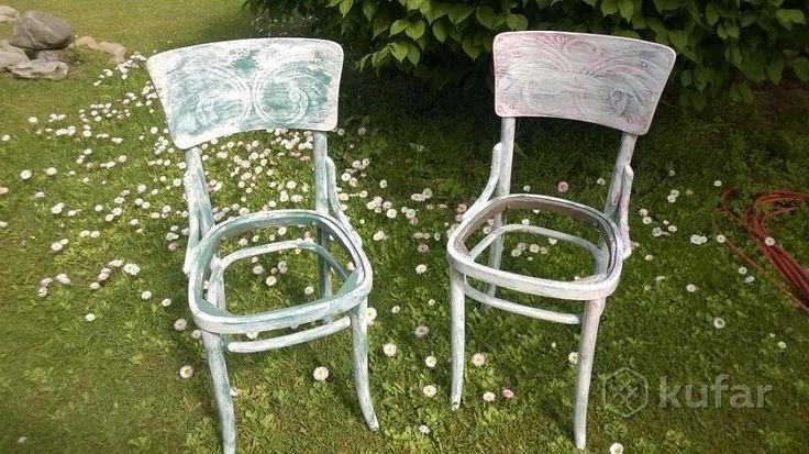Старинные стулья Тонет