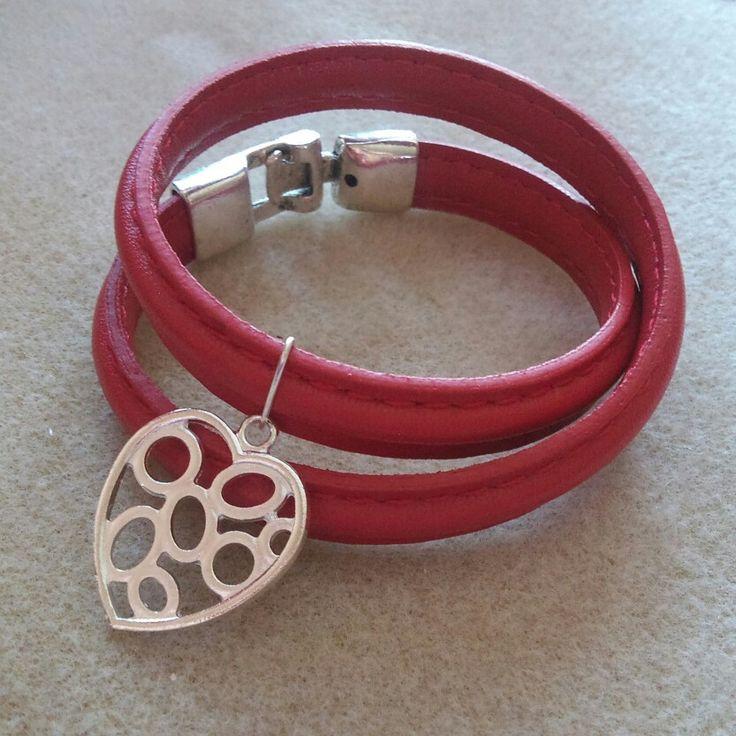 Czerwień i serce