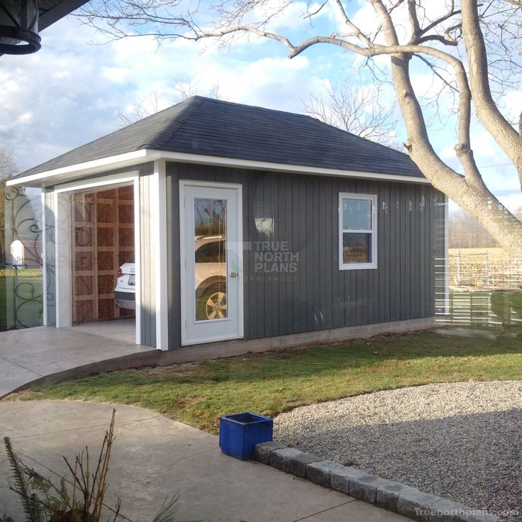 54 best garages images on pinterest archer architecture for Prefabricated garages ontario