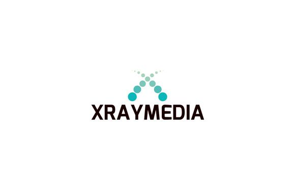 XRay Media Logo Template by Shaoleen on @creativemarket