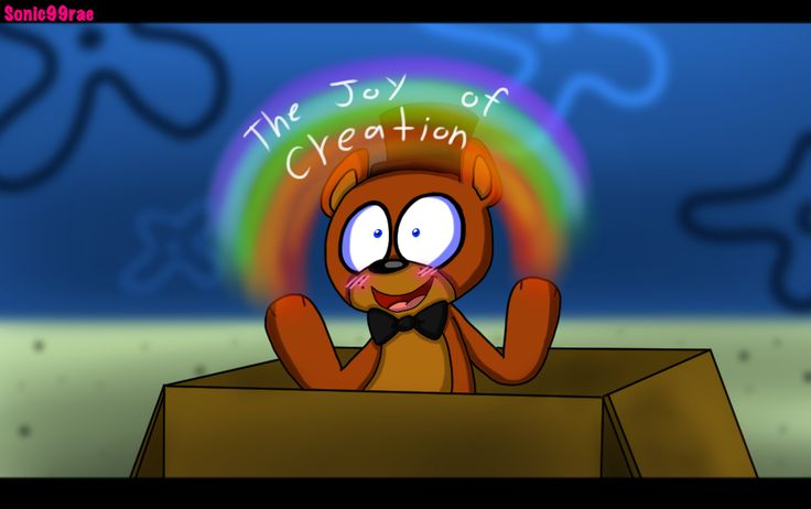 Five nights at Freddy's - the joy of creation ^ - ^ | Five ...