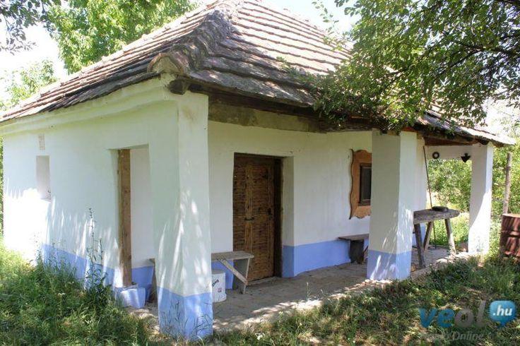Zsörk: Szellemfalu a Bakony északi peremén (pár kilométerre Bakonyszücstől) Fotó: Polgár Tibor