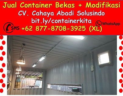 """Check out new work on my @Behance portfolio: """"Jual container modifikasi surbaya, container office"""" http://be.net/gallery/50420703/Jual-container-modifikasi-surbaya-container-office"""