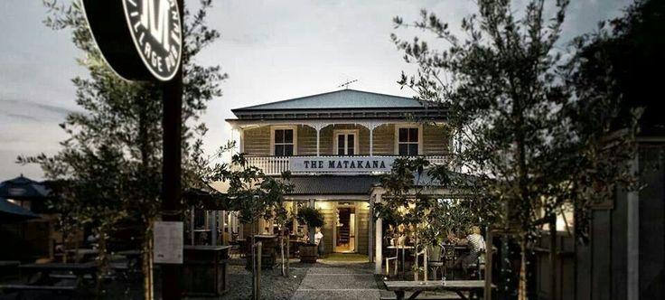 The Matakana Pub