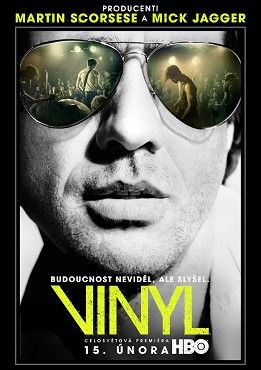 Nový seriál od Martina Scorseseho, Micka Jaggera a Terence Wintera je zasazený do New Yorku sedmdesátých let minulého století. Velkolepou jízdu napříč hudební branží, jež byla v době nástupu punku, diska a hip-hopu prosáklá drogami a sexem,…