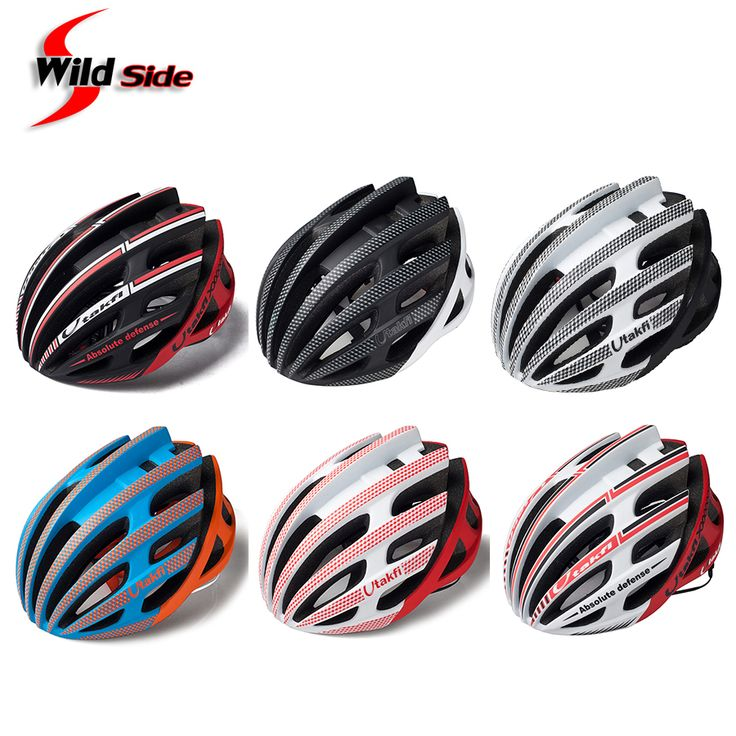Utakfi Road Bicycle Bike Helmets 220g 20 Vents Racing Men Women EPS PC Cycling Helmet Casco Ciclismo De Bicicleta Bisiklet Kask -*- AliExpress Affiliate's buyable pin. Click the image to view the details on www.aliexpress.com #BicycleHelmets