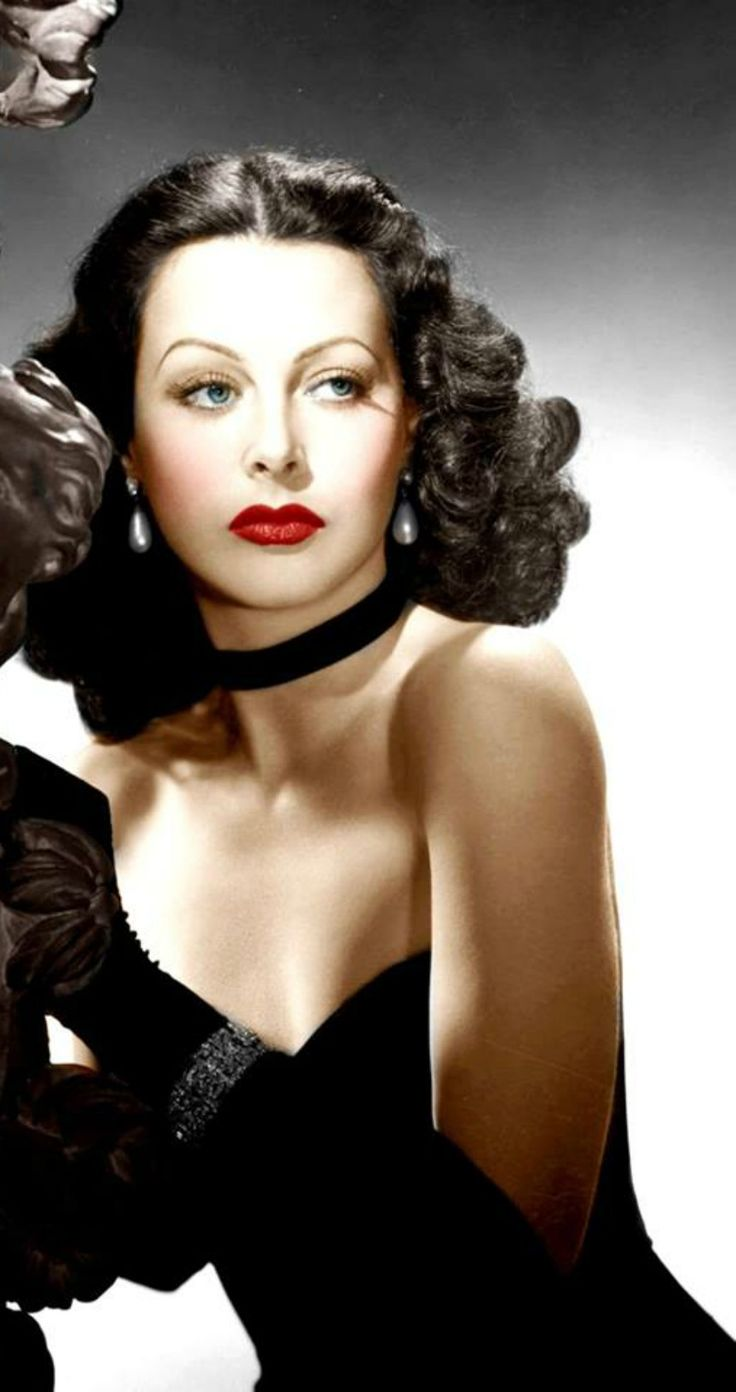Heidi Lamar Evergreen Beauty Hedy Lamarr In 2019