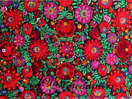 Embroidery Hungarian