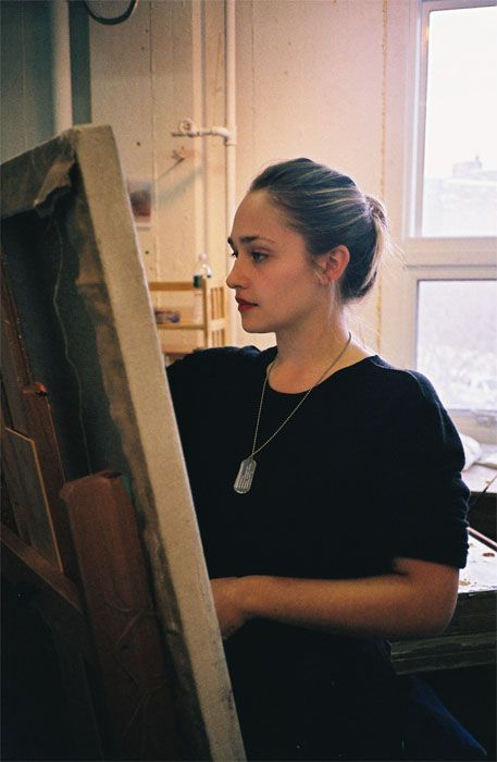Jemima Kirke. Is she the most beautiful person ever? Yes, she is :)