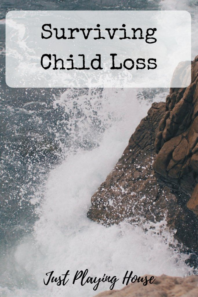 Surviving Child Loss - Our Story - Grief - Bereaved Mother