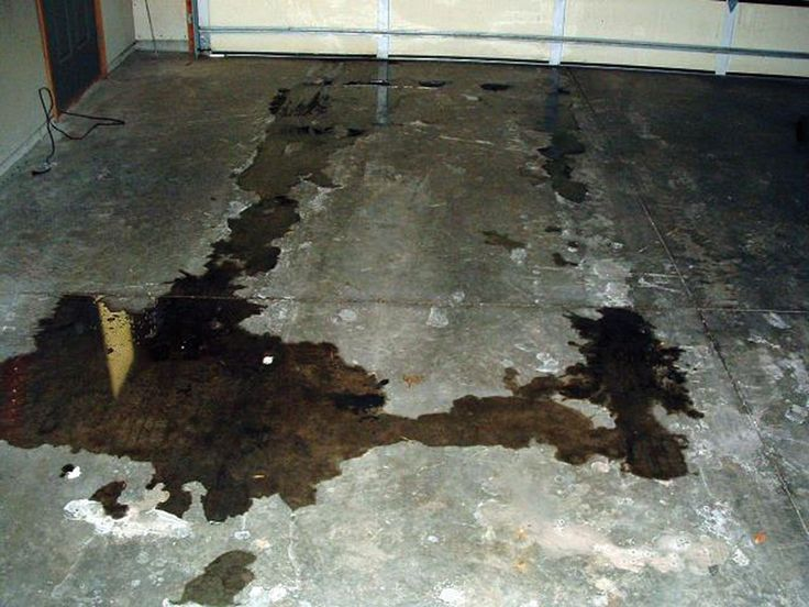 Donu0027t Let Your Garage Floor Look Like This! Protect It With Garage Flooring  LLC