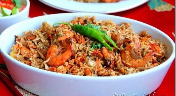 Prawn Biryani Recipe - Recipes Table