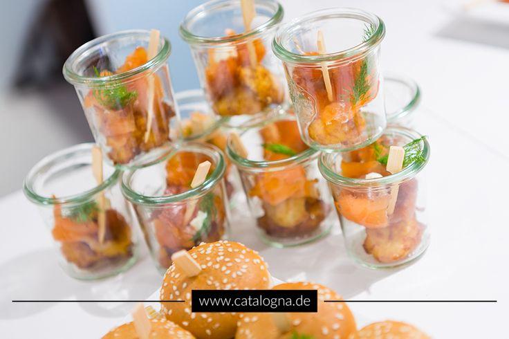 Tolle Häppchen als Snack zwischendurch http://blog.eventsofa.de/top-10-catering-anbieter-2017/#top10-3 #Catering #Köln #Snack