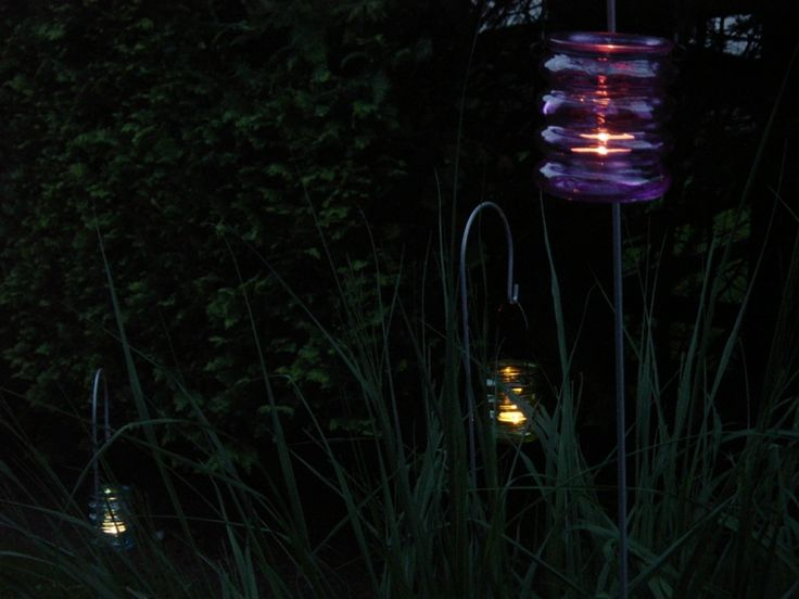 Luces t nues para el jard n ideas para el jard n pinterest for Luces decorativas jardin