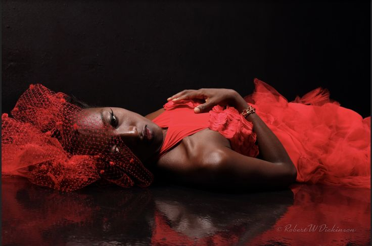 Dress designed by Antoaneta Balabanova, jewelry by Lana May, Makeup and hair by Daetriel Valient-Bey and Moni Monique Barret, Styling by Bonita Marie Super, Photography by Robert W Dickinson